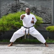 picture of Sensei Gregg Brown